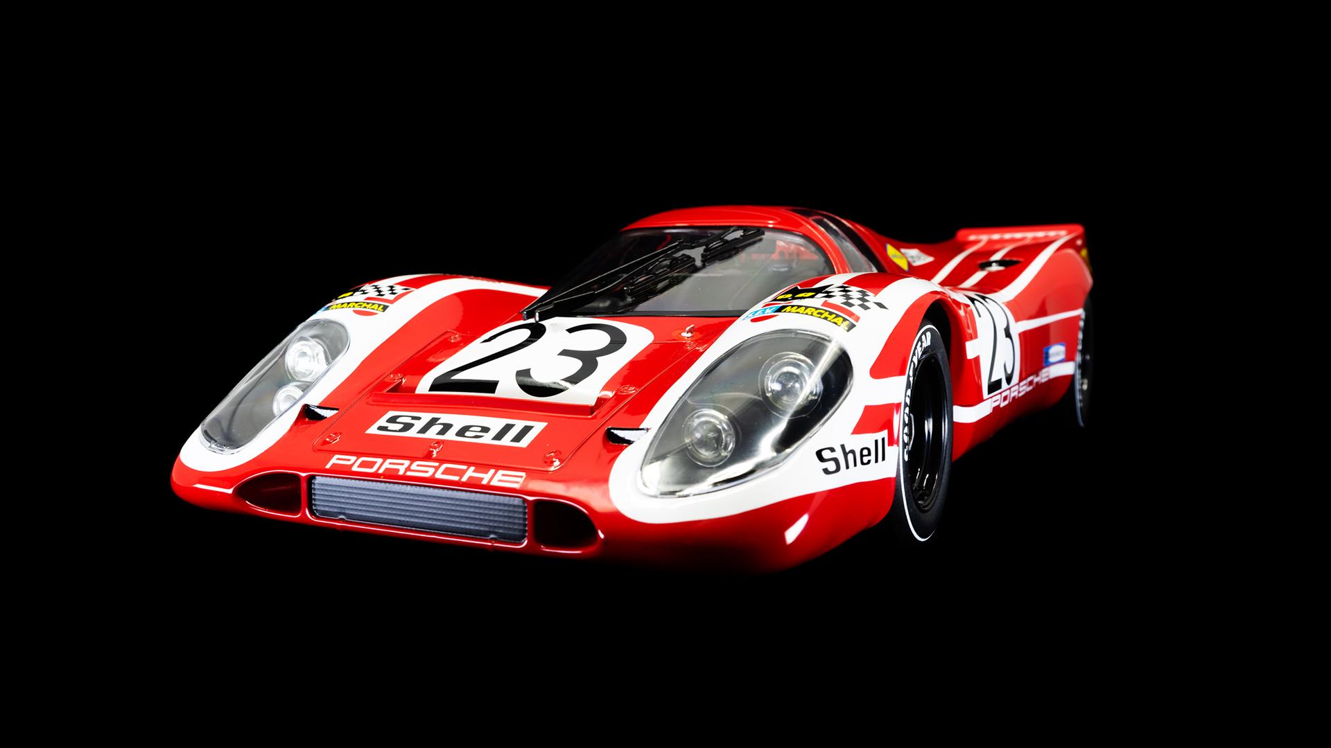 Norev Porsche 917 24h France 1970