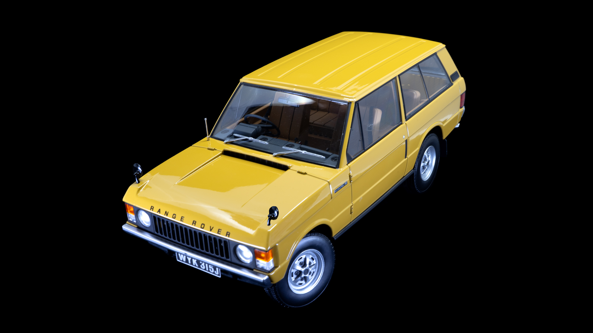 Almost Real Land Rover Range Rover 1970