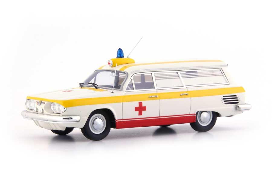 Autokult Tatra 603A Sanitka