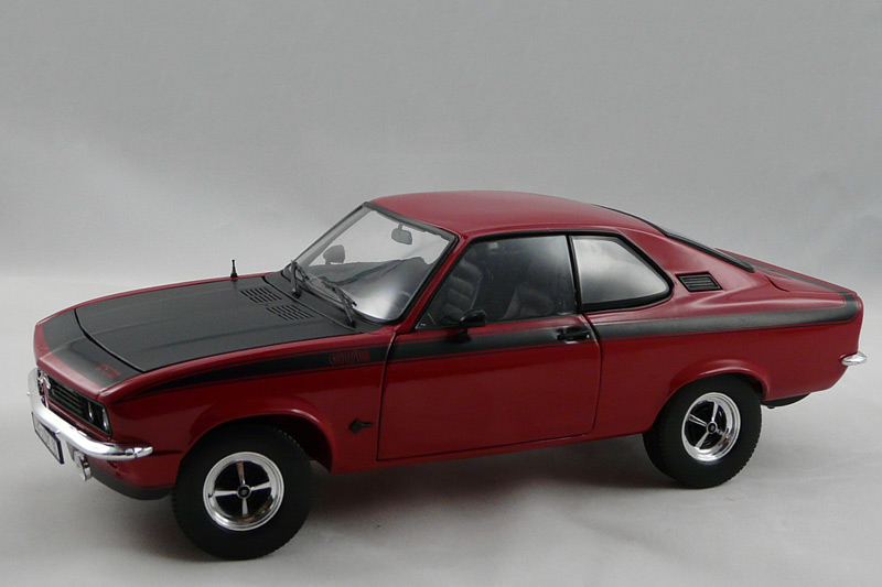 Opel Manta A GT/E – red/black