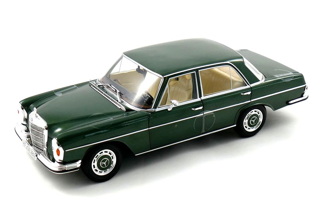 Mercedes 280 SE W108 (1968) – greenmet.