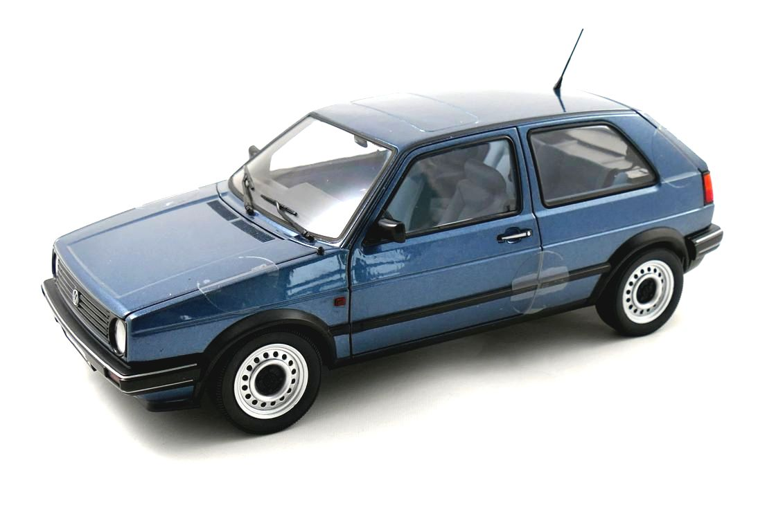 VW Golf II CL – bluemet.
