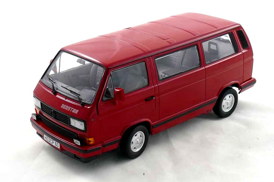 "Volkswagen T3 ""Red Star"""