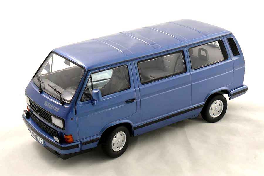 "Volkswagen T3 ""Blue Star"""