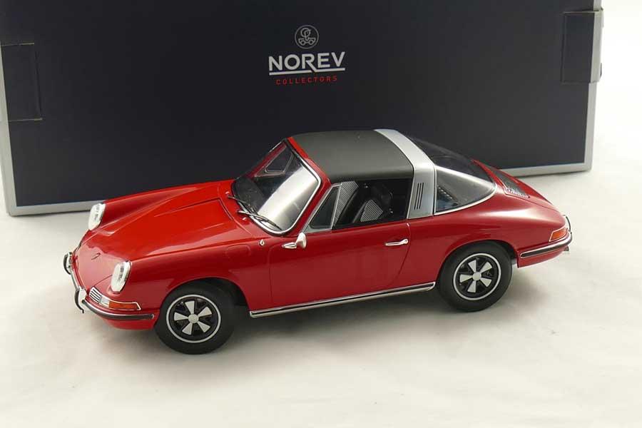 Porsche 911 T 2.2 Targa (1972)