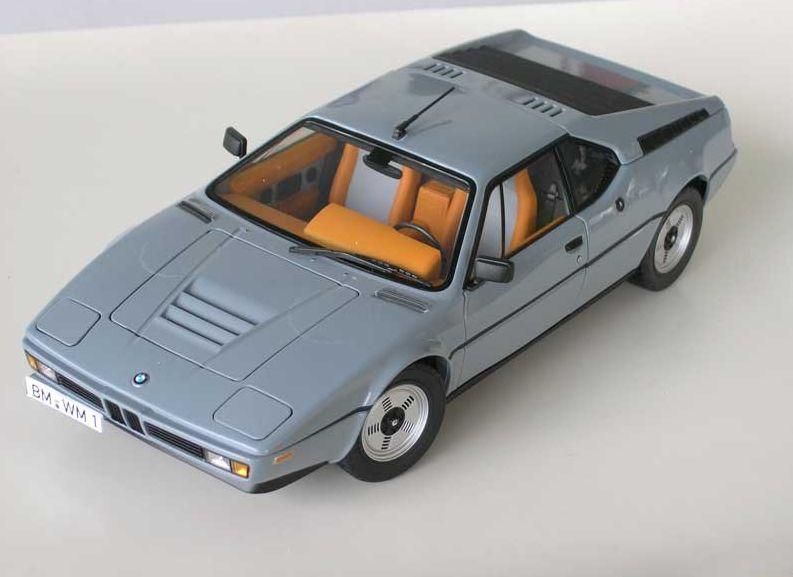 BMW M1 (1981) – grey